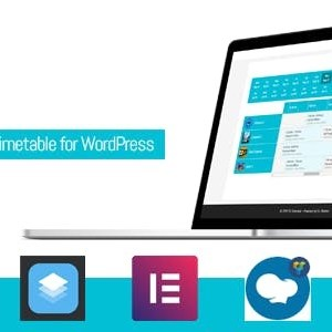 JUAL TV Schedule and Timetable for WordPress