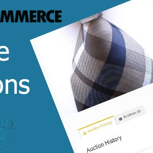 JUAL WooCommerce Simple Auctions - WordPress Auctions