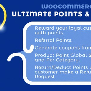 JUAL WooCommerce Ultimate Points and Rewards