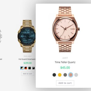 JUAL WooCommerce Variation Swatches - Pro