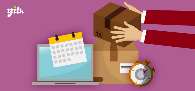 JUAL YITH WooCommerce Delivery Date