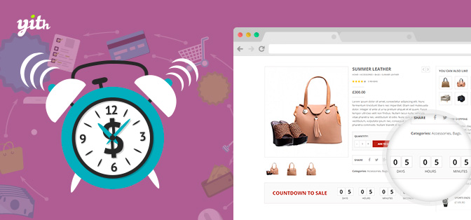 JUAL YITH WooCommerce Product Countdown