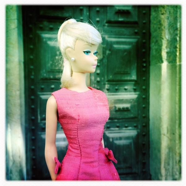 Dinahs Dolls Barbie Clothes Pink