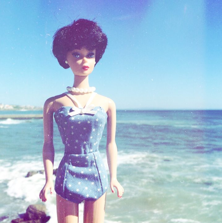 Dinah's Dolls Barbie Swimsuit