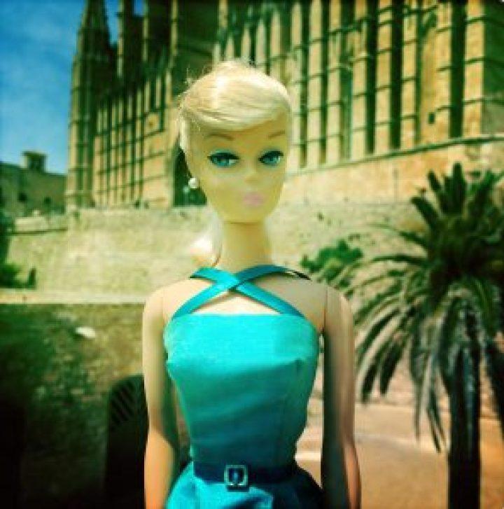Barbie Clothes vintage dress