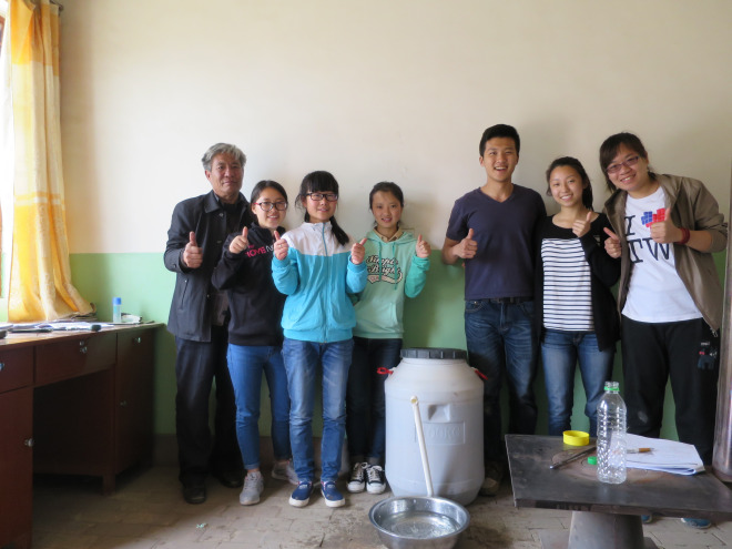Volunteering in Gansu: A Clean Water Project