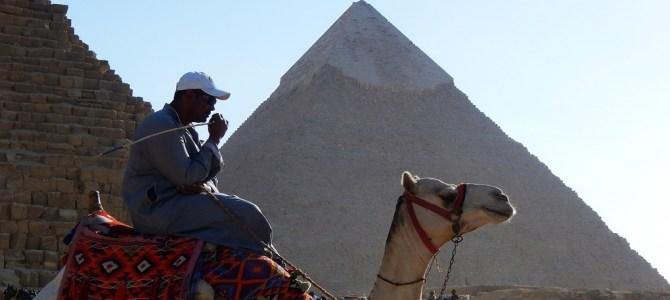 Día 10, Viaje a El Cairo