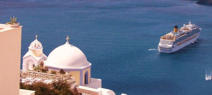 Crucero gemas griegas