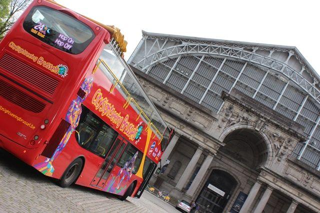 Brussels-bus-tour