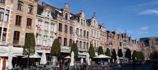 Lovaina (Leuven)