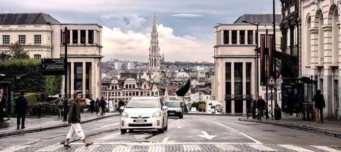 Bruselas en un dia