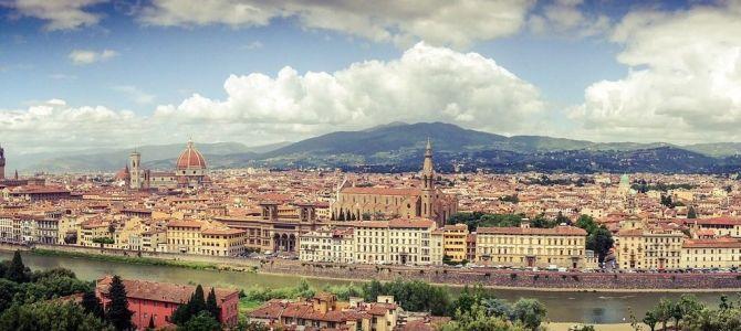 Día 6, Florencia en dos días