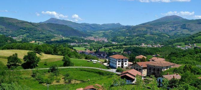 Valle de Baztan: Día 1, Elizondo y Ziga