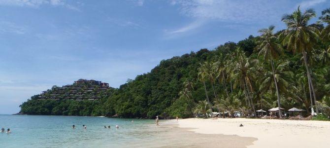 Dia 7, Playa en Phuket