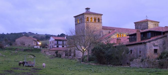 Día 2, Cantabria azul, villas marineras