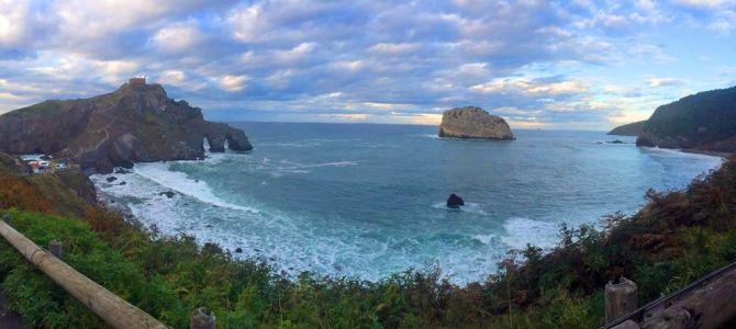 Día 2, Costa Vasca, pueblos marineros