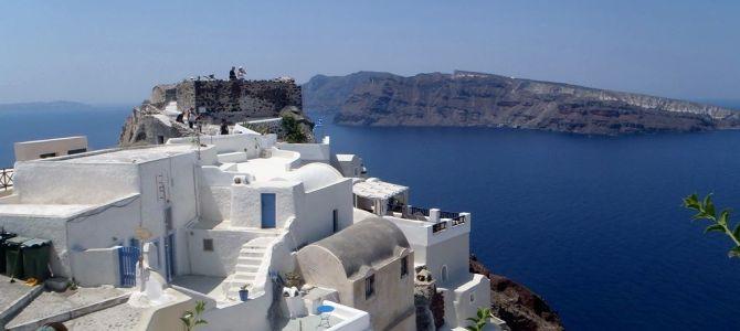 Día 3, Santorini – Grecia