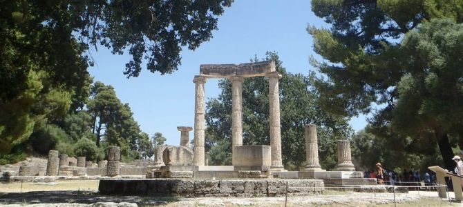 Día 2, Katakolon y Olimpia – Grecia