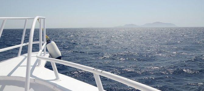 Día 6, Navegación