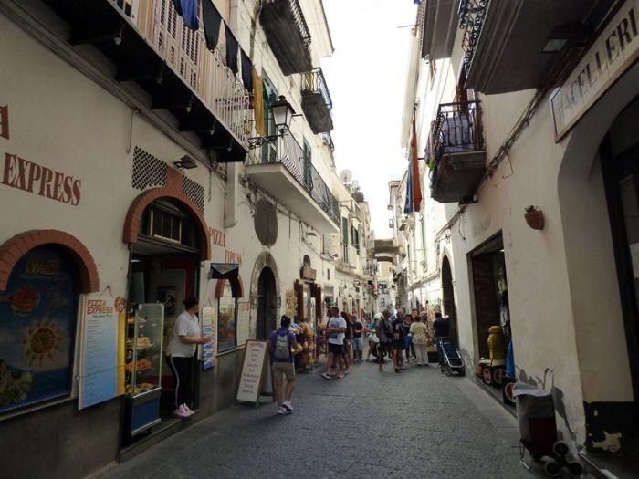 Barco Salerno