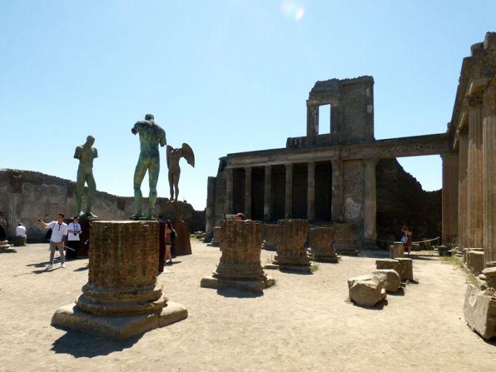 Gran Foro - Pompeya