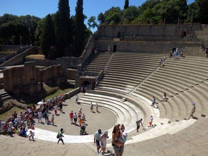 Teatro Grande - Pompeya