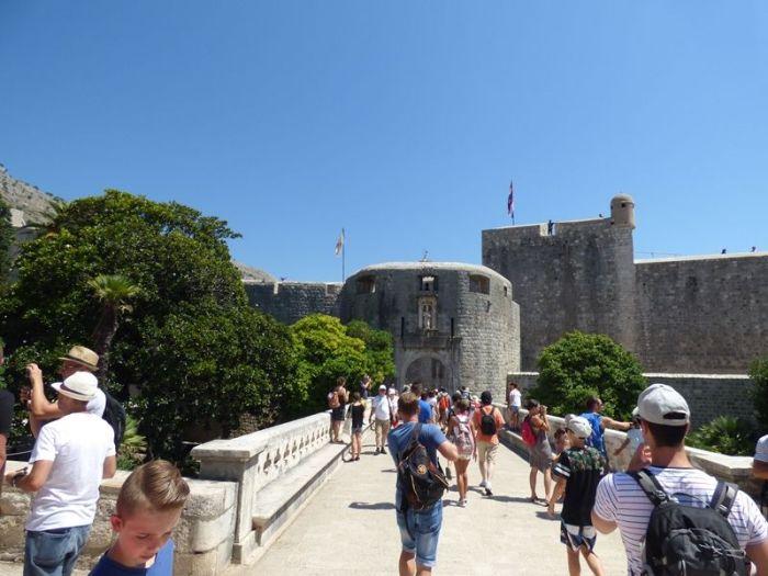 Puerta Pile - Dubrovnik