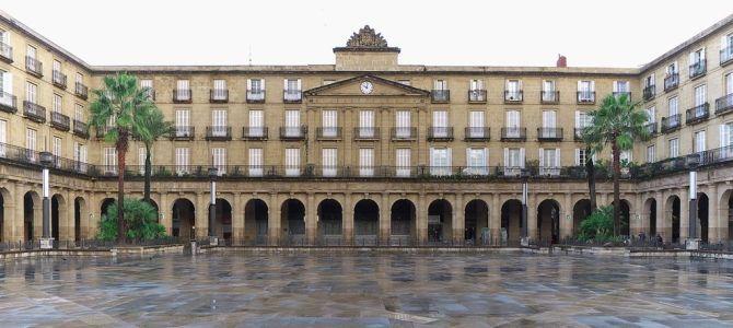 Paseando por Bilbao… Plaza Nueva y Casco Viejo