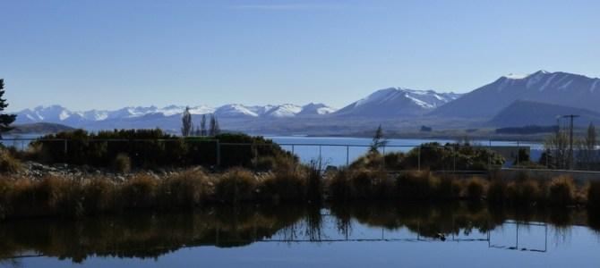Día 6, Lago Tekapo, Lago Pukaki, Mt Cook y Wanaka