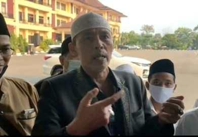 Sebut Ponpes Fiktif, Puluhan Kiyai Laporkan Uday Suhada Ke Polisi