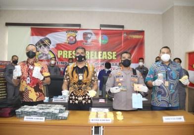 Polda Banten Sita 24.000 Obat-obatan daftar G