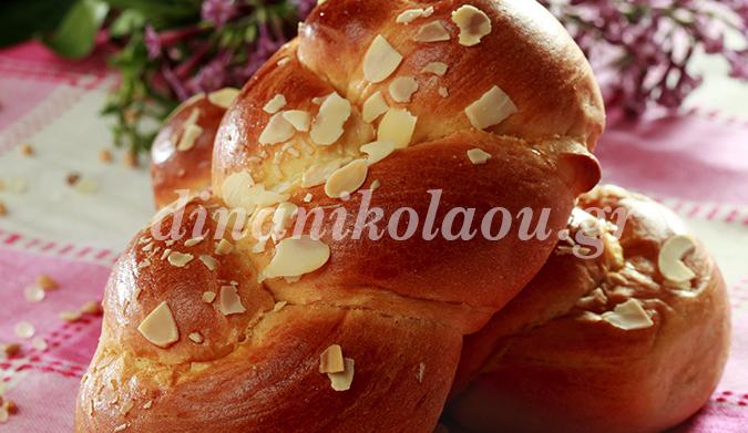 Пасхальные куличи по гречески