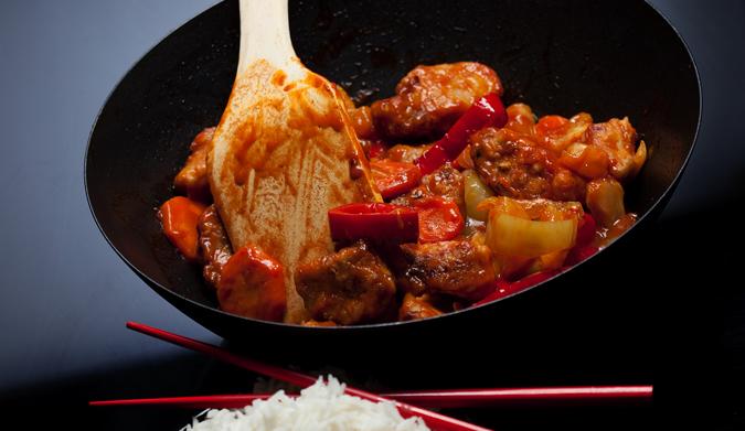 Τα μυστικά του κινέζικου stir-fry