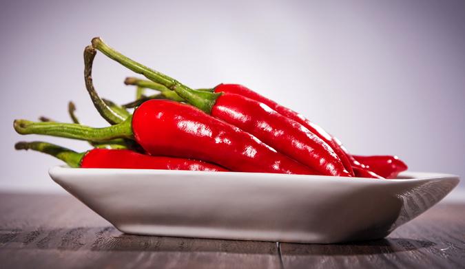 Πώς κόβω φρέσκια, καυτερή πιπερίτσα
