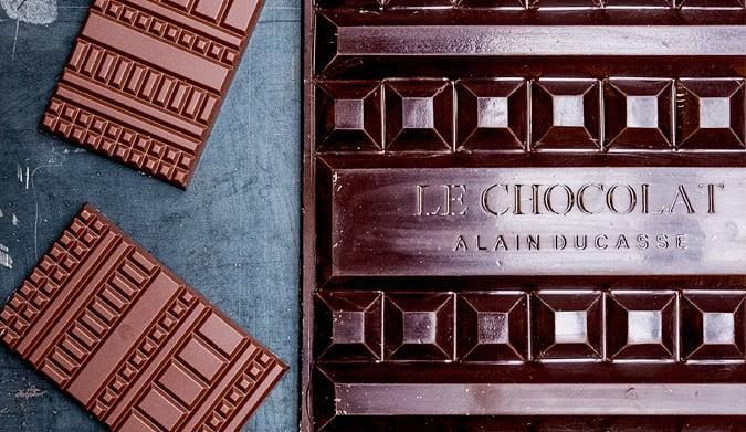 Όταν ο Alain Ducasse γίνεται συνώνυμο της σοκολάτας…