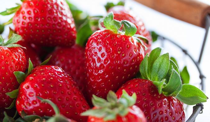 Φράουλα… έρωτας σε μια μπουκιά