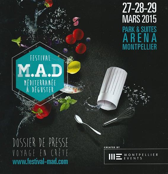 Festival M.A.D. | Μάϊος 2014