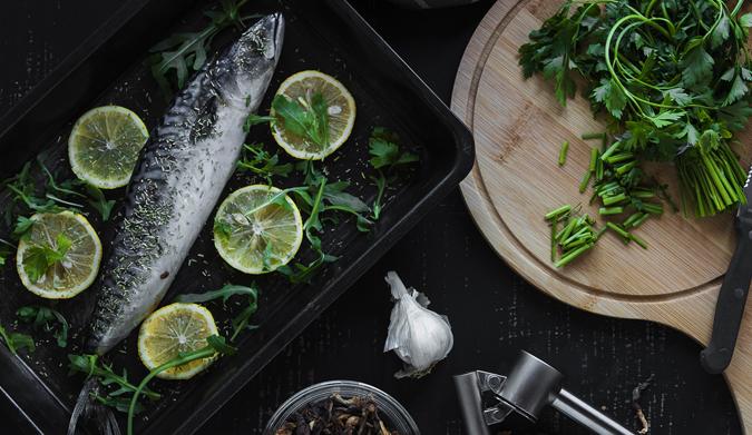 Ψάρια… Το καλύτερο για μια σωστή διατροφή!