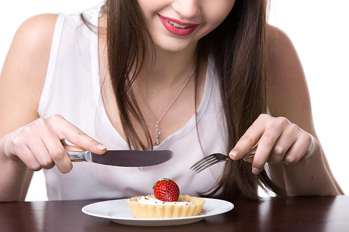 Η δίαιτα των γλυκατζήδων. Aπολαύστε το γλυκό χωρίς να ενοχές!