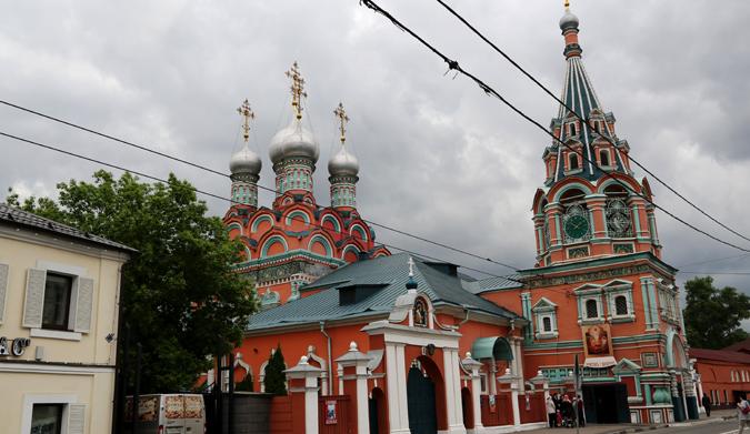 Μόσχα – Η πόλη των εκπλήξεων
