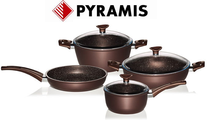 Pyramis: Ξεκάθαρη… υπεροχή!!!