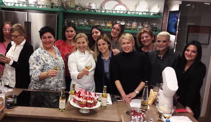 Μοσχομύρισε Πάσχα στο Yolenis Cooking Classes by Dina Nikolaou