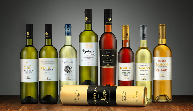 ΕΟΣ Σάμου… Κρασιά με ιστορία και περγαμηνές