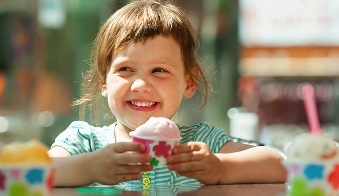 Τα γλυκά στη διατροφή των παιδιών