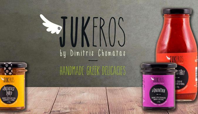 Νέα, εκπληκτικά προϊόντα Jukeros! Απόλαυση χωρίς ενοχές…