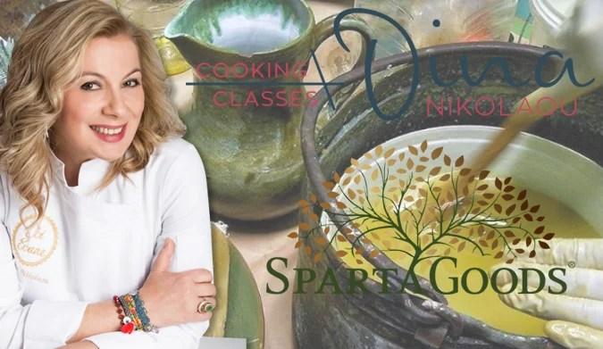Ποιος θα παρακολουθήσει σεμινάριο στο Yolenis Cooking Classes by Dina Nikolaou