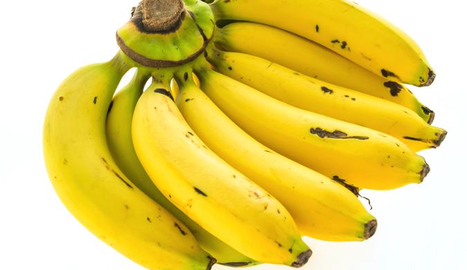 Για να μη μαυρίζουν οι μπανάνες