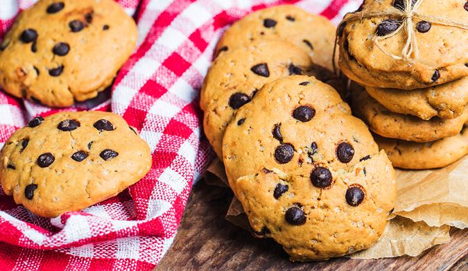 Για τέλεια soft cookies