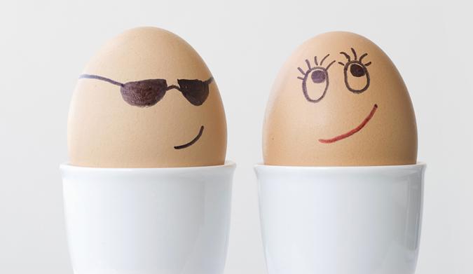 Πώς βράζουμε σωστά τα αυγά;