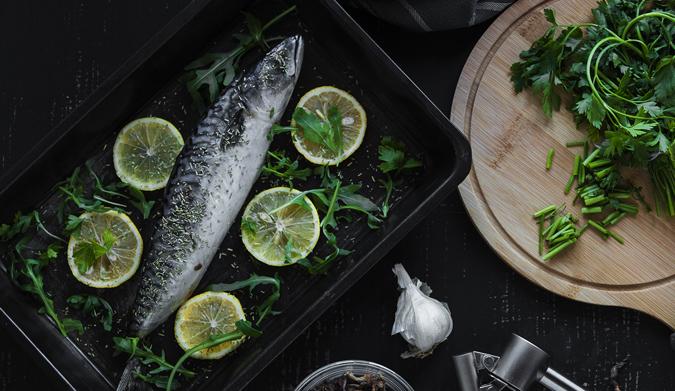 Πώς διαλέγουμε τα φρέσκα ψάρια;